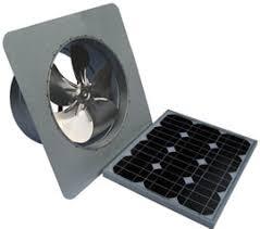 solar attic vent fan attic breeze zephry gm
