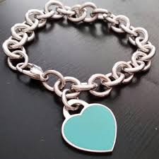 bracelet tiffany heart tag images Return to tiffany heart tag bracelet with tiffany blue enamel jpg