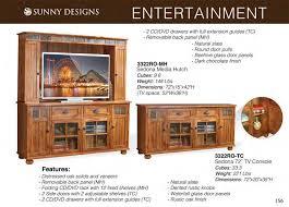prices u2022 sunny designs sedona tv furniture u2022 al u0027s woodcraft