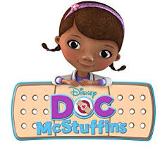 doc mcstuffin cake toppers baking bling doc mcstuffins 12 standup edible premium wafer paper