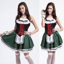 Bar Maid Halloween Costume Cheap Oktoberfest Halloween Costume Aliexpress