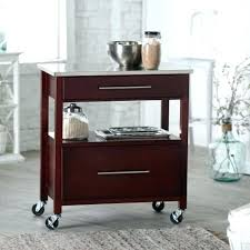 stainless steel top kitchen cart espresso kitchen island espresso kitchen cart espresso mini concord