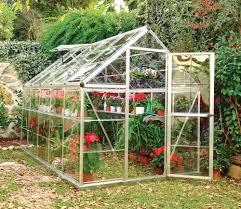 Palram Harmony 6 X 8 Palram Harmony 6x10 Greenhouse In Silver Gardensite Co Uk