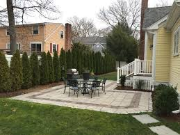 artistic landscapes com blog needham u2013 unilock patio with