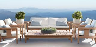 Teak Sectional Patio Furniture Furniture Collections Rh