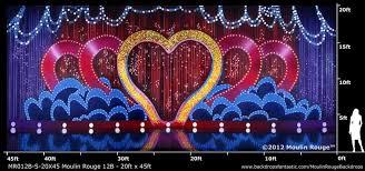 Stage Backdrops Backdrop Mr 012b S 20x45 Moulin Rouge 12b
