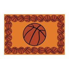 La Rugs Basketball Rug Ebay