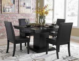 5 piece dining room set home design baxton studio aurora 5 piece dining table set