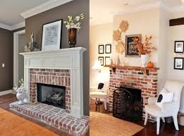 Kitchen Fireplace Ideas 1 1000 Ideas About Exposed Brick Fireplaces On Pinterest Open