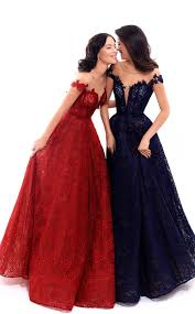 christmas dress tarik ediz 93321 dress newyorkdress com