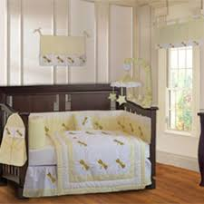 bedroom mesmerizing wooden crib and cream mobile inside dragonfly
