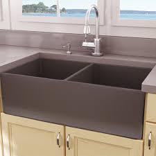 double basin apron front sink nantucket sinks cape 33 x 18 double basin farmhouse apron kitchen