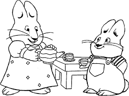 max and ruby coloring pages shimosoku biz
