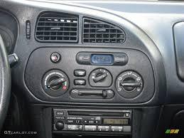 mirage mitsubishi interior 2000 mitsubishi mirage de coupe controls photo 62849788