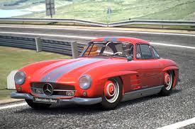 chrome benz mercedes benz 300 sl coupe chrome line gran turismo wiki
