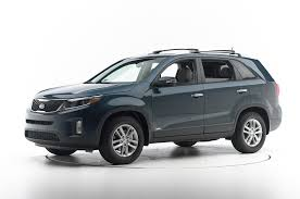 suv kia 2015 2016 kia sorento receives top safety pick from iihs