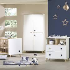 sauthon chambre bebe chambre bébé trio lit commode armoire oslo bouton étoile de