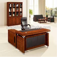 bureau directeur derniers modèles de table de bureau en bois exécutif moderne bureau