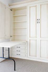 craft cabinet with fold out table best exles of murphy beds and tables