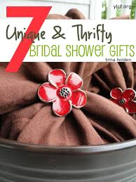 creative bridal shower gift ideas for the 7 unique and thrifty bridal shower gifts kindred grace