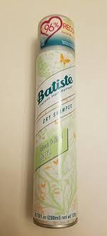 batiste clean and light bare batiste dry shoo clean light bare 6 73 fl oz 200ml