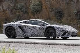 New Lamborghini Aventador - 2017 lamborghini aventador roadster facelift gtspirit