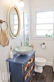 Inexpensive Bathroom Updates Mens Bath Diy Before And After Bathroom Renovation Ideas Diy