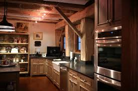 the kitchen in old rusty mount vernon barn company img 6348 jpg