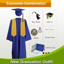 graduation gown graduation gown and cap high school graduation gown