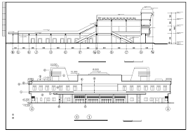 bus station drawings cad files dwg files plans and details