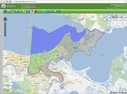 louisiana elevation map new maps could be news for many new orleans area flood