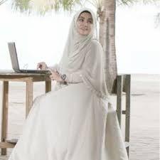 tutorial hijab syar i untuk pengantin khimar covered pinterest hijabs muslim fashion and abayas