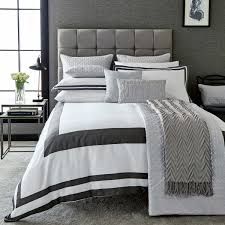 Luxury White Bed Linen - black and white bedding uk bedding make bedding sets cafepress