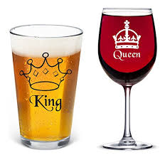 cool wine gifts vino depot king wine glass wedding anniversary
