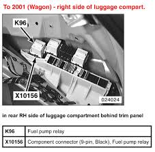 bmw 525i fuel pump wire diagram dolgular com