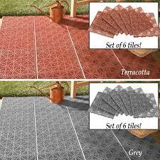 Patio Interlocking Tiles by Patio Floor Tiles