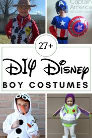 27 diy disney boy costumes your everyday family