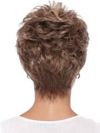short haircuts over 60 back and front views 35 charming curly pixie hairstyles for women curly pixie