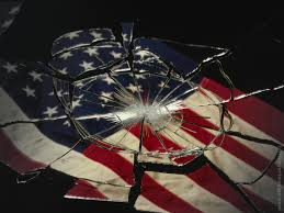Country American Flag American Flag Wallpaper Broken Glass By Patriot Photo