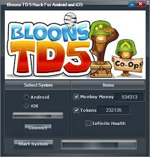 btd5 hacked apk bloons tower defense 5 hack is the most recent generation of our