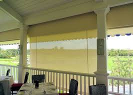 Drop Down Awnings Roll Down Curtains U0026 Screens Miami Awning Company