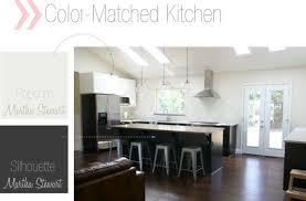 our kitchen cabinets color matched by dana miller new bob vila
