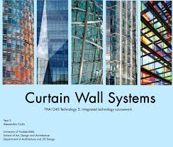 curtain wall systems technology report by alexandra calin issuu