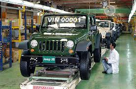 worldwide clamor for jeep but most vehicles u s made the blade