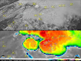 Uw Madison Map Goes 16 Views Of Tornadic Thunderstorms Over Louisiana Cimss