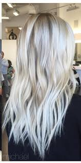 Ash Blonde Highlights On Brown Hair Best 25 White Blonde Highlights Ideas On Pinterest White Blonde