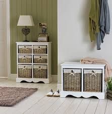 buy collection new malvern hallway shoe storage bench white at