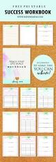 Free Printable Self Help Worksheets Best 25 Goals Worksheet Ideas Only On Pinterest Goal Setting