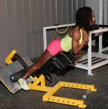 Leg Raise On Bench 45 Degree Back Raise On Pro Bench Elite Fts