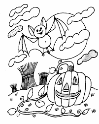 cool halloween coloring pages funycoloring